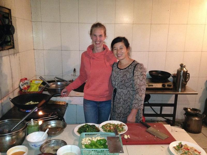 kitchen meals